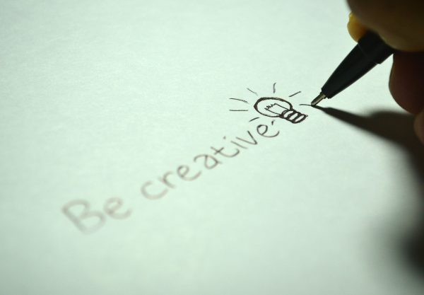 A way to thrive in an unpredictable world with creative thinking