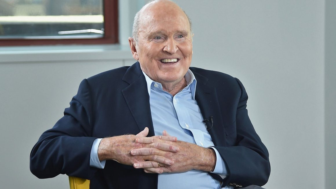 Former CEO of GE Jack Welch dies at the age of 84