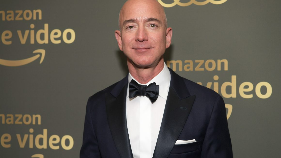 Jeff Bezos Amazon CEO's net worth increases by $6.4 billion during Coronavirus pandemic