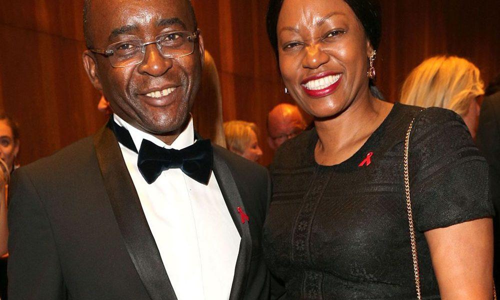 Strive and Tsitsi Masiyiwa - Higherlife Foundation